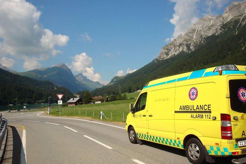 Hvad er en liggende sygetransport?
